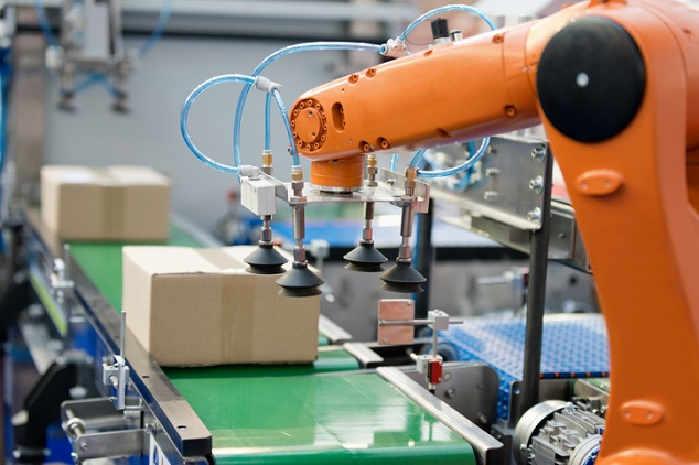 cobots in packaging industry