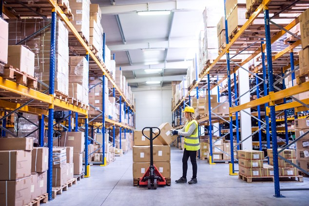 automation in warehouses