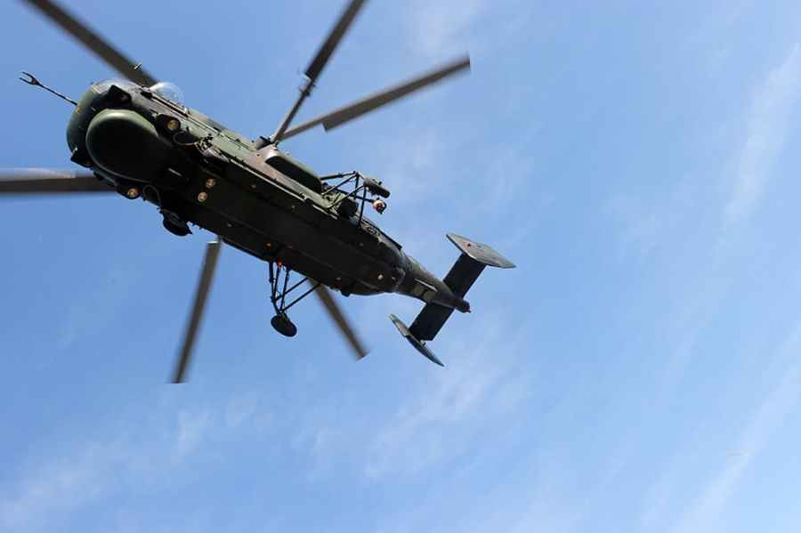 drives and motor technology in military applications