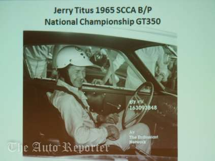 Jerry Titus National Champion