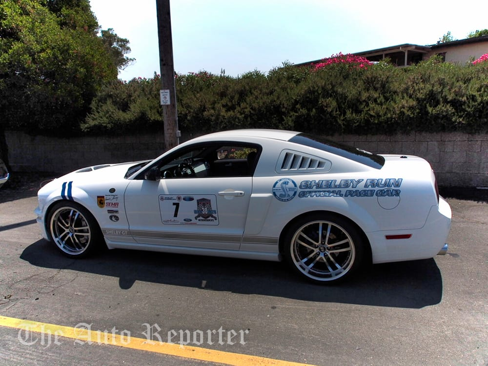 Experiencing the 2015 Shelby Mini-Nats in Cali. - The Auto Reporter