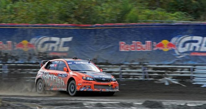 Global Rallycross Seattle 2