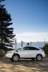 Kirkland self driving Lexus Press 1 SM