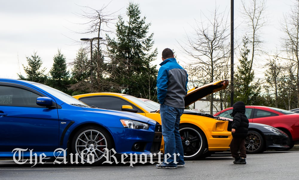 Super Bowl Sunday_Seattle Cars and Coffee_20