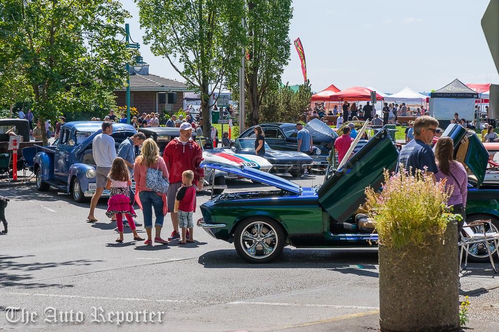 Community Building Creates Perfect Kirkland Classic Car