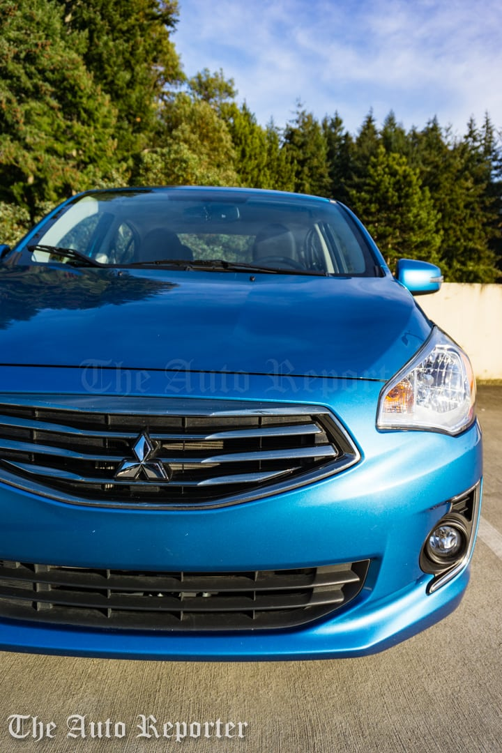 2017 Mitsubishi Mirage G4 SE sedan _ 15