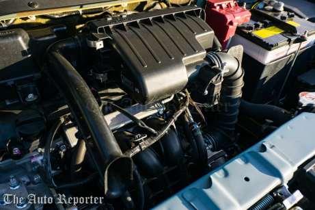 2017 Mitsubishi Mirage G4 SE sedan _ 18