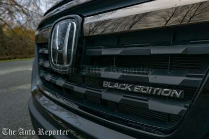 2017 Honda Ridgeline Black Edition _ 17