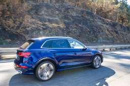 2017 Run to the Sun _ Audi SQ5 2