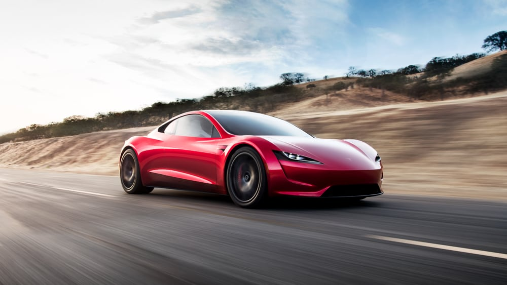 Tesla Semi Truck Elon Musk >> What's with the new Tesla Roadster, cool things (that's ...