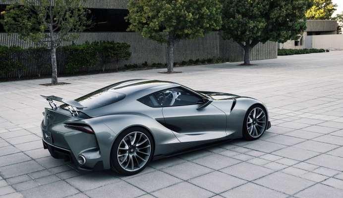 Toyota North America turns 60_10_Toyota Supra FT-1 concept