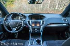 2018 Acura TLX V6 A-Spec SH-AWD_113