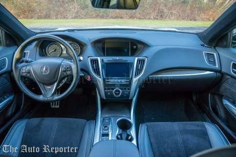 2018 Acura TLX V6 A-Spec SH-AWD_114