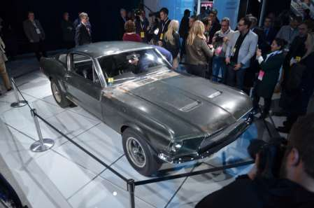 2018 North American International Auto Show_ Ford Mustang Bullitt Original_04