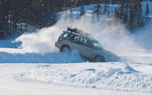 2016 ALCAN 5000 Rally - 25