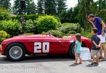 The curtain fell on the fifth and final, Seattle-area, PNW Ferrari Concours d'Elegance, but they bowed out with style.