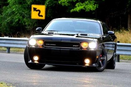 Dodge Challenger SRT_Marchionne