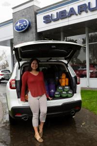 Nicole Fisher Subaru Ascent