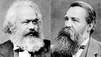 Marx, Engels