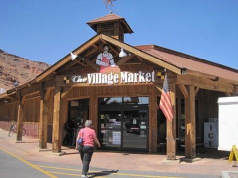 Village Market, Moab, Utah (formerly Miller's Supermarket)