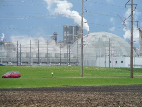 ADM Soybean Mill, Decatur, Illinois