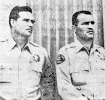 Deputies Huls & Carlstedt