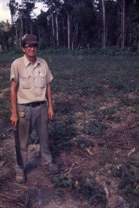 Jim Bogue in Jonestown