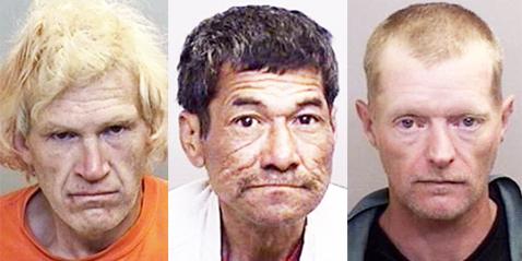 Hughes, Mora, Sevier