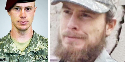 BBergdahl, in/out of Army