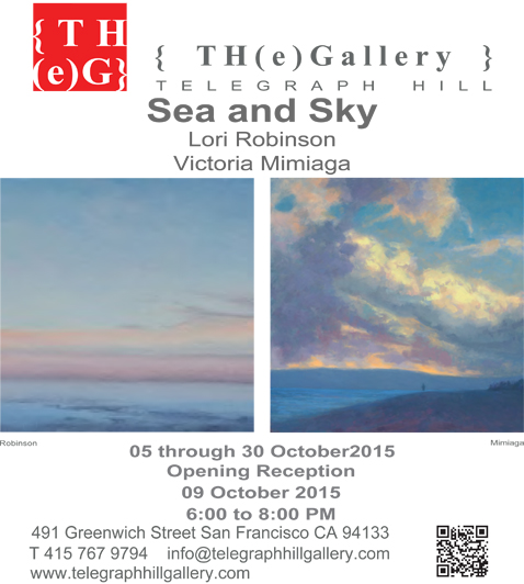 Sea and Sky Poster v1