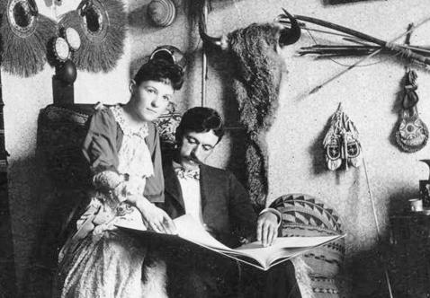 Grace & John Hudson