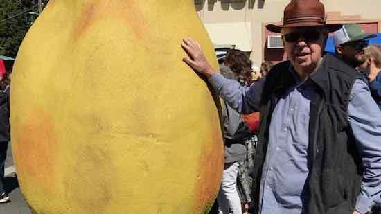 Pears in Kelseyville