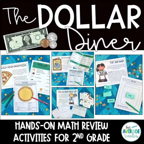Money Activities for 2nd Grade