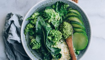 Alkaline Green Soup | The Awesome Green
