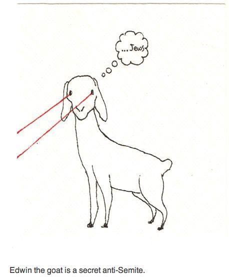 animals drawn poorly on
