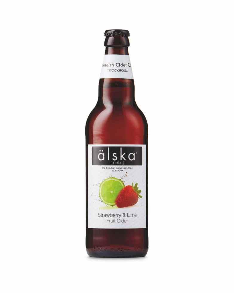 Alska Cider Aldi