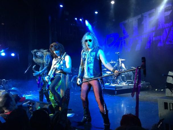 Steel Panther KISS Kruise