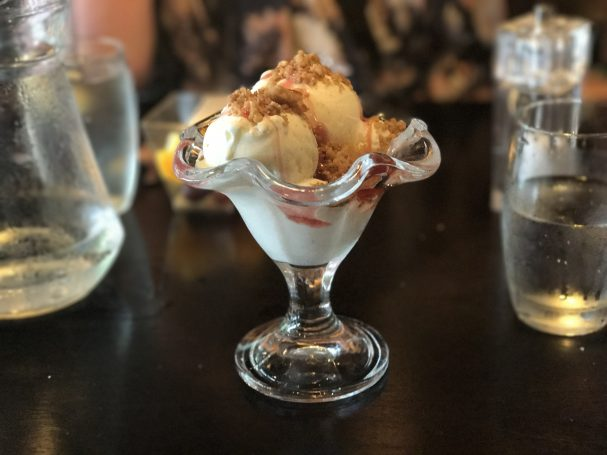 Verve Grill Ice Cream