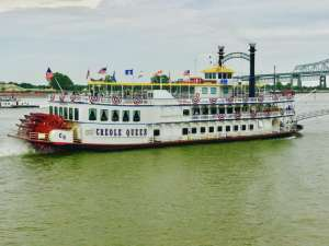 Creole Queen Dinner Jazz Cruise