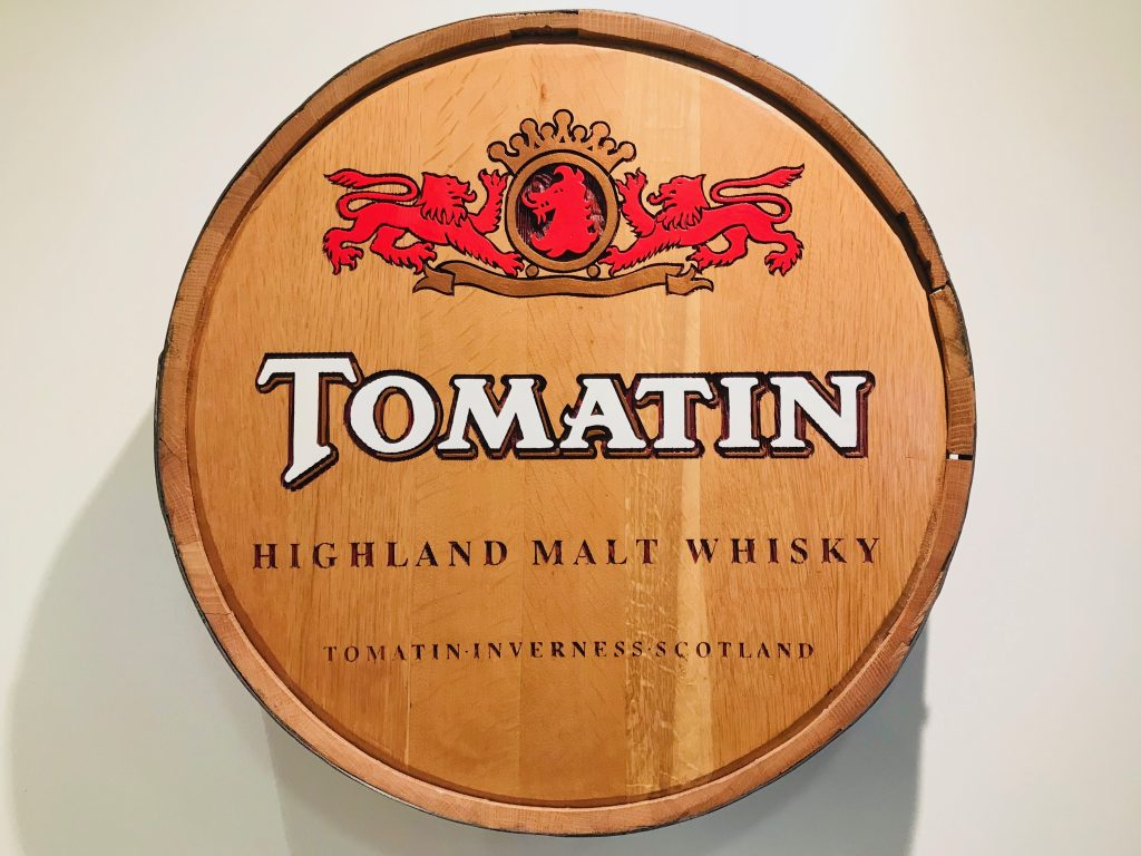 Tomatin Scotch Whisky