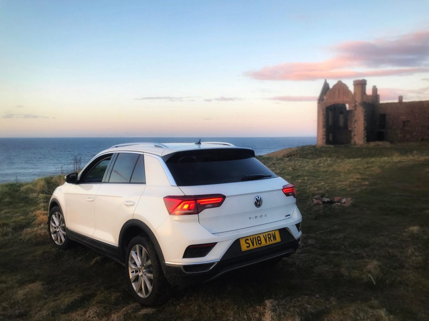 VW T-Roc Review Specialist Cars Aberdeen