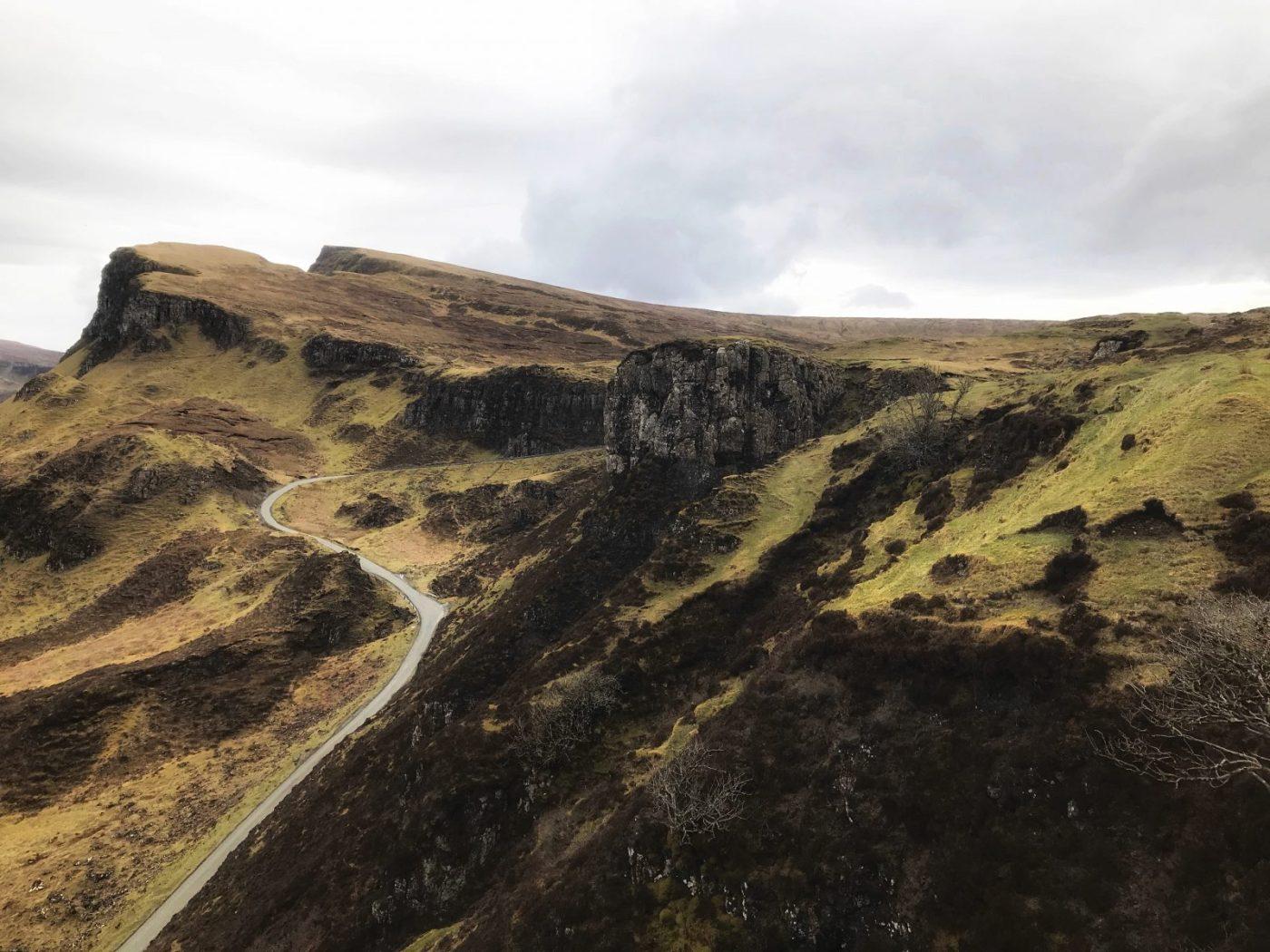 The Quirang Skye