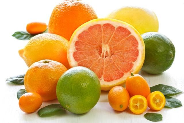 Citrus fruits for Dengue cure