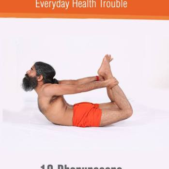 Dhanur Asana or bow pose