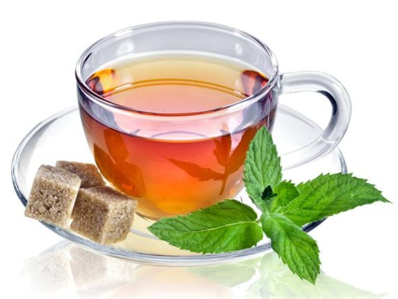 Herbal tea for obesity