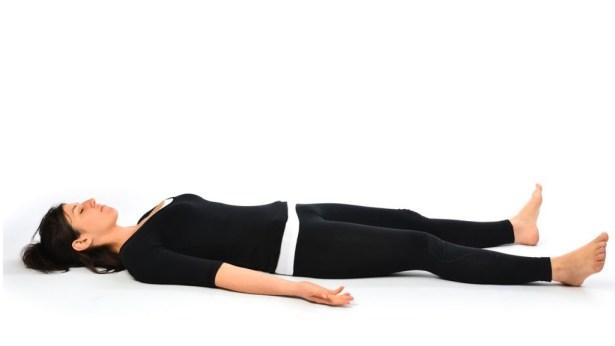 Shavasana Yoga pose