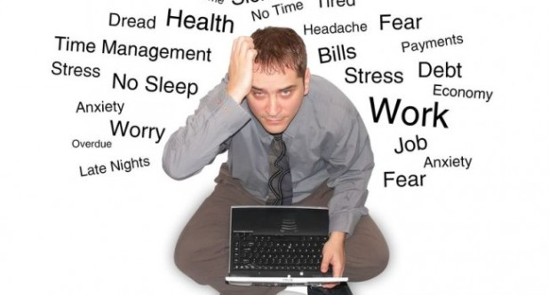 Stress problem and its management