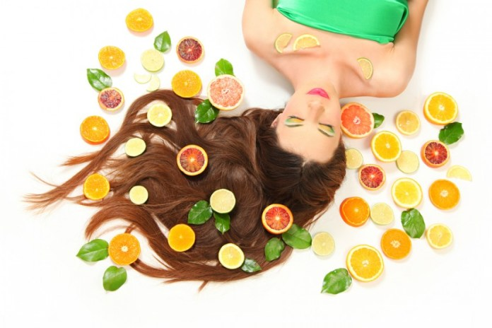 Natural care for hairs