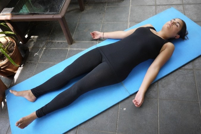 shavasana yoga benefits