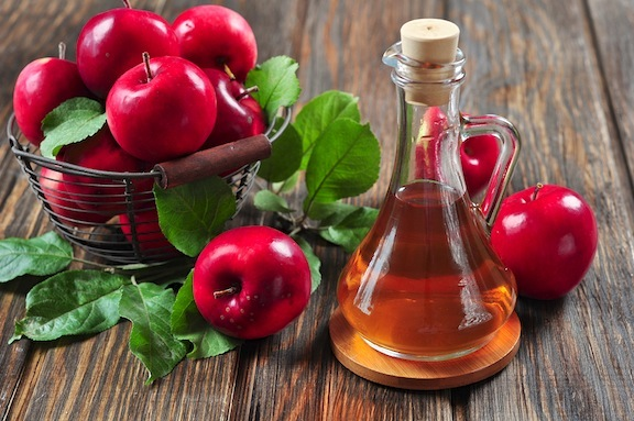 Apple Cider Vinegar Natural Painkiller